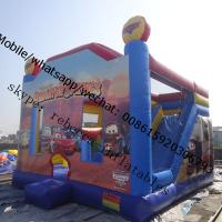 inflatable bouncer house infltable car bouncer Manufactures