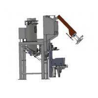 Pneumatic Type Valve Bag Packing Machine for Starch and Cassava Starch Powder Manufactures
