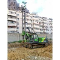 Hydraulic Drilling Rotary Piling Rig Machine With Max Operating Pressure 34.3Mpa Manufactures