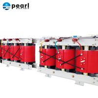 China 50 Hz Three Phase Dry Type Transformer With Mild Street Material on sale