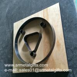 China Steel rule hole punch dies, steel blade hole cutting die maker on sale