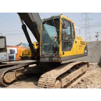 Second Hand Crawler Hydraulic Excavator Volvo EC240BLC 600MM Shoe Size Manufactures