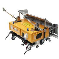 ZB800-6A Automatic Wall Plaster Render Machine /Wall Plaster Render Machine For Sale Manufactures
