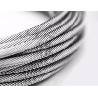1x7 Stainless Steel Stranded Wire AISI Standard For Balustrades Or Standing Rigging Manufactures