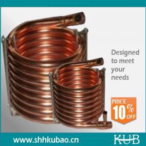 copper tube aluminum fin condenser coil Manufactures