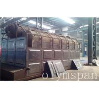 Radiant Heat Heavy Condensing Oil Fired Steam Boiler Efficiency of Alloy Steel Manufactures
