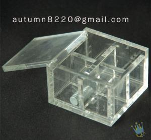 BO (6) acrylic storage box Manufactures