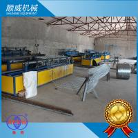 PLC Control 380V Chain Link Wire Mesh Making Machine / Equipment Manufactures