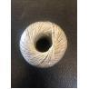 Green PP Split Film Twine Fibrillated Yarn Type / Polypropylene Raffia Manufactures