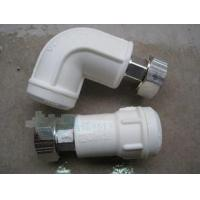 Buy cheap PPR fitting straight with union for solar from wholesalers