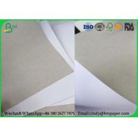 High Stiffness Coated Duplex Board Paper 200g - 400g For Making Toy Boxes Manufactures