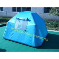 blue camping tent Manufactures