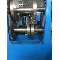 China Stainless Metal Z Purlin Roll Forming Machine 8-12m / Min Working Speed on sale