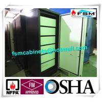 Steel Security Fire Resistant Cabinets Magnetic Proof For Storing Audio Tape / Video Tape Manufactures