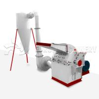 22kw Wood Crusher Machine Wood Chips Grinding Machine For Wood Process Manufactures