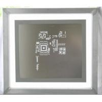 Quality Chemical-etch stencil--Framed for sale