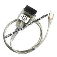 AUDI A4 A5 Q5 Authorization For VAG KM IMMO , Micronas OBD Tool ( CDC32XX ) Cable Manufactures