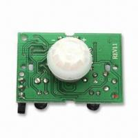 Motion Module for Detector, with 5 to 20V DC Supply Current, Used in Security Systems Manufactures