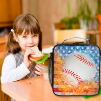 Buy cheap Stain Resistant Zippered Children'S Insulated Lunch Bags from wholesalers
