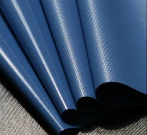 Sunshade Flame Retardant Tarpaulin 1000d x 1000d 18x18 Base Fabric Manufactures