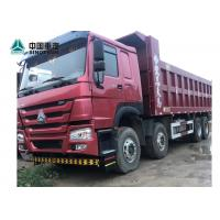 Howo Shacman 6X4 Euro 2 Euro 3 Heavy Duty Dump Truck Great Condition For 60 Tons Manufactures