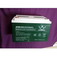 Quality Champion 12v 90ah Deep Cycle Lead Acid Battery Apply To UPS Inverter Application for sale
