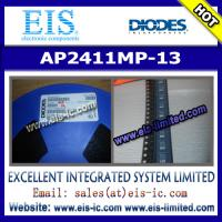 China AP2411MP-13 - DIODES - 2.0A SINGLE CHANNEL CURRENT-LIMITED POWER SWITCH WITH LATCH-OFF on sale