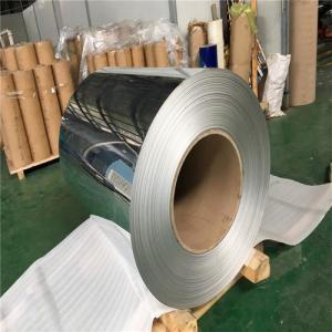 High Light Bright 0.7mm Mirror Finish Aluminum Sheet , Polished Aluminum Plate Manufactures
