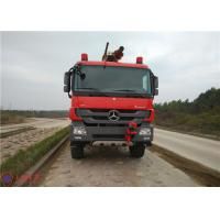 Quality Extinguishing System Industrial Fire Truck With Intercooled Diesel Engine for sale