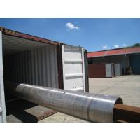 High Pressure Alloy Steel Seamless Tubes ASTM A335 P5 Pipe For Heat Recovery System Manufactures