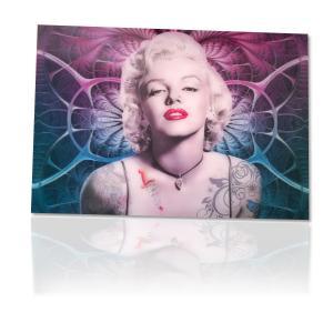 lenticular custom 3D picture 3d poster Manufactures