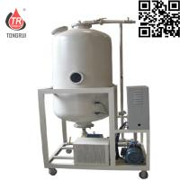 Hydraulic Oil Decolor Oil Regeneration Equipment , Small Scale Oil Refinery Plant Manufactures