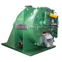 Horizontal automatic discharge peeler centrifuge starch separator for sale Manufactures