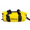 30L Bright Yellow Tarpaulin PVC Motorcycle Duffel Dry Bags / Waterproof Camping Bag Manufactures