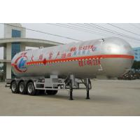 best price bulk lpg gas propane trailer for sale, factory direct sale CLW gas cooking lpg gas propane tanker semitrailer Manufactures
