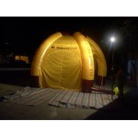 Unique Commerical Inflatable Party Tent , Logo Printing Inflatable Dome Tent Manufactures