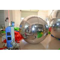 Good Tension Delicate Advertising Inflatable Mirror Ball For Celebrations Manufactures