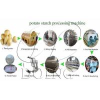 potato starch processing machine Manufactures