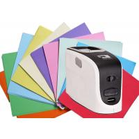 0 - 45℃ Working Temp Portable Color Spectrophotometer Effective For Paper Measurement Manufactures