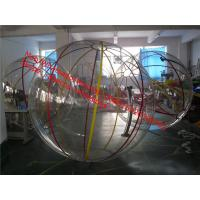 giant water hamster ball walk on water ball bubble ball walk water water roller ball Manufactures