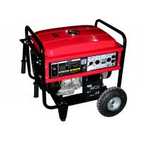 China 6kw - 8.5kw 220V Portable Gasoline Generator , mini small petrol generator set on sale