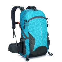 Wear Resistant Outdoor Travel Backpack Camping 40L Nylon 34*57*22cm Manufactures