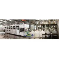 3.8kw 5 Gallon Water Filling Machine / Line FOR liquid bottle Manufactures