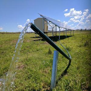 3inch Dc Brushless Solar Submersible Pump 12v 24v 36v 48v solar Bore Well pump solar water pump with plastic impeller Manufactures