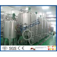 Soft Drink Beverage Industry Carbonated Water Plants , Full Automatic Energy Drink Production Line Manufactures