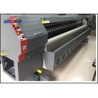 Automatic Large Format Solvent Printer Konica 512I Head CE ROHS Manufactures