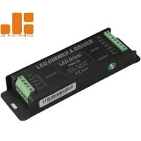 China 3 Channels LED Dimmer Controller PWM Signal Output 0-10V Aluminium Alloy Housing on sale