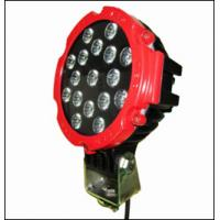 51W Super Bright Cree LED Work Light Off Road Driving Lights with Epsitar LEDs Manufactures