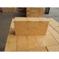 Low Iron Content High Alumina Fire Bricks Refractory Corrosion Resistance Manufactures
