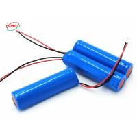 China 1.2-1.5Ah 1S 3.7 V Portable Speaker Battery Light Cell Weight With 2A Protective Output Board on sale